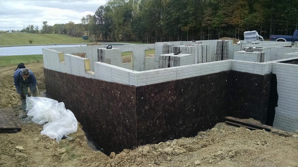Waterproofing & Insulation